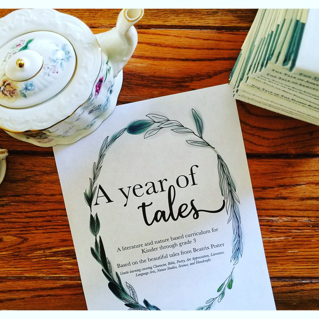 A Year of Tales is a great literature curriculum for Muslim homeschoolers.