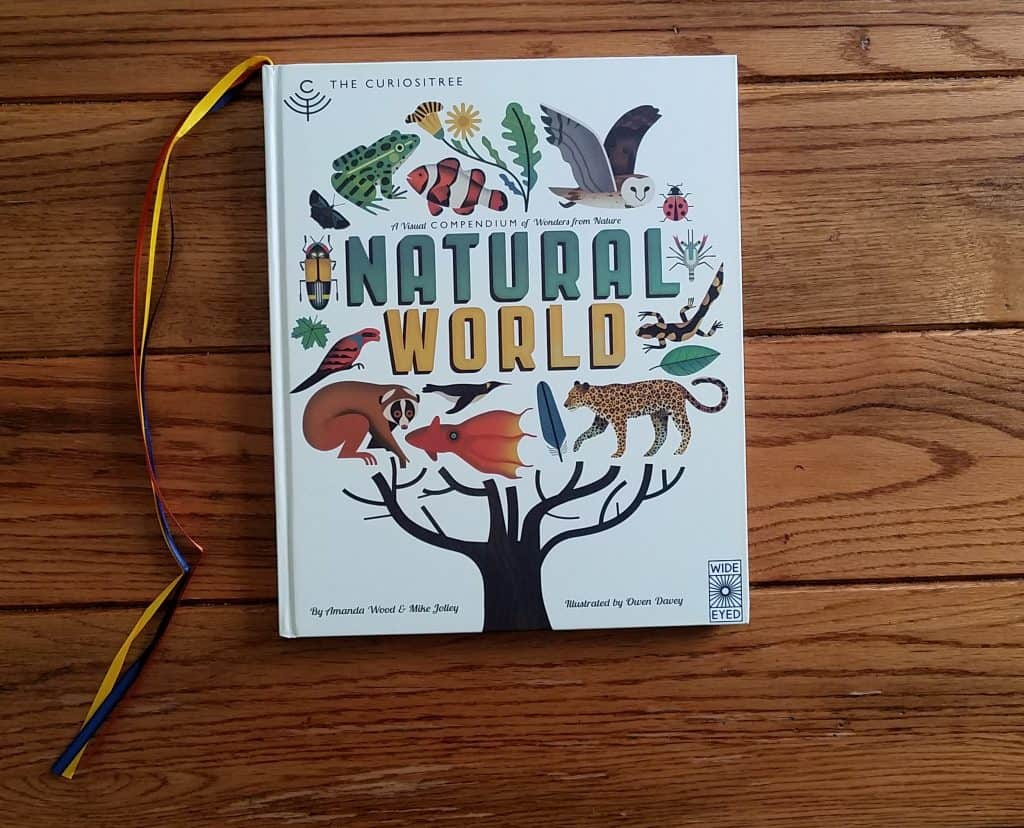 A beautiful nature book for Muslim homeschooling families.