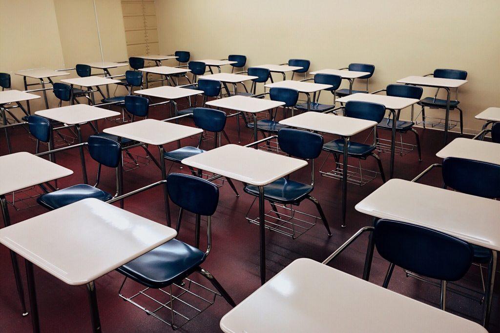 Your homeschool environment shouldn't look like a classroom.