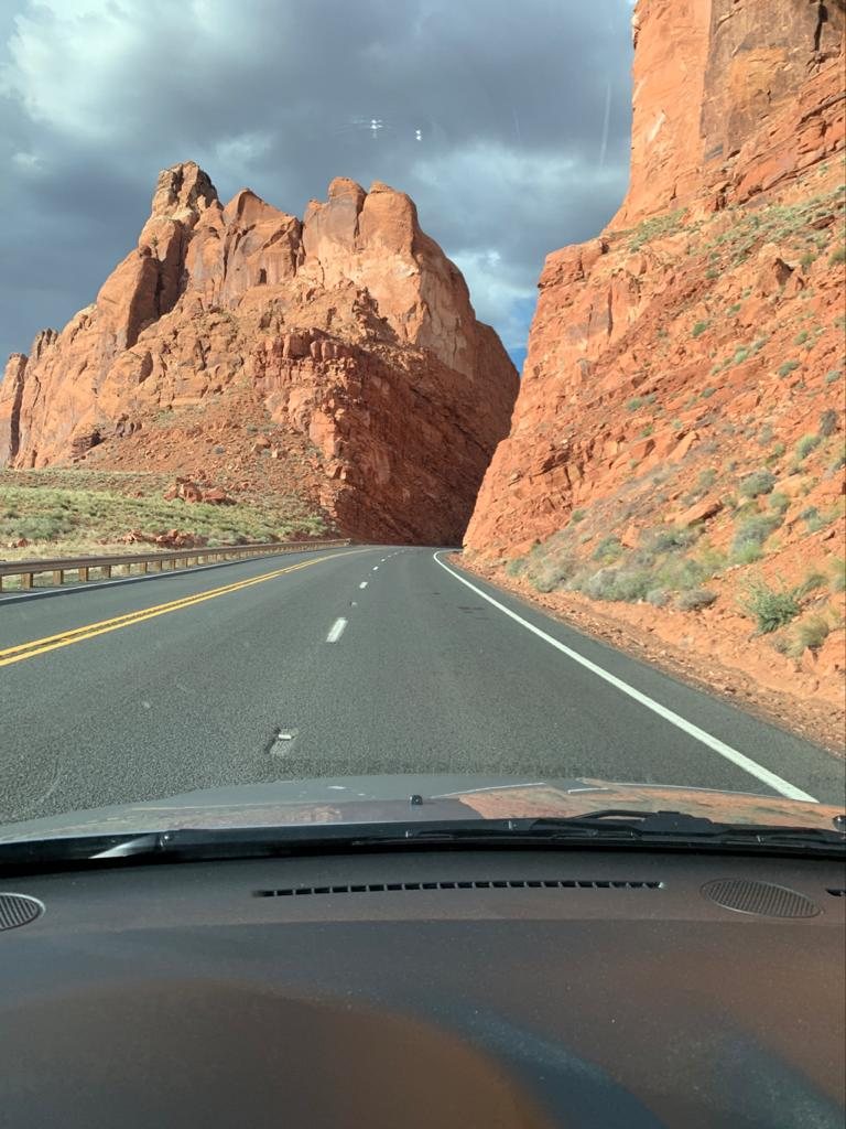 Homeschoolers can take a road trip for worldschooling.