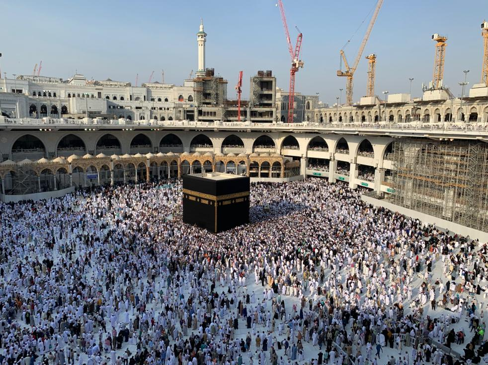 Homeschoolers should set a goal to go on Hajj and Umrah to learn Islamic Studies.