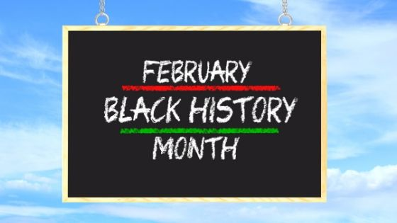 Homeschoolers should teach their child about black history month.