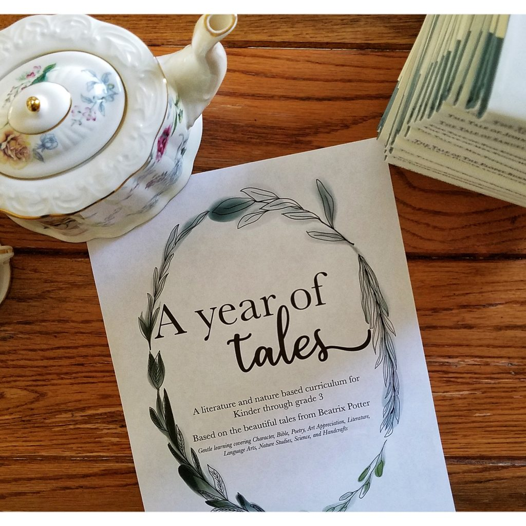 Every homeschool family will enjoy A Year of Tales, by Lisa Wilkinson.