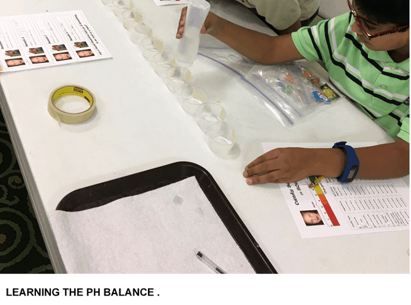 Muslim homeschooling parents can help their middle school child learn science without a textbook.