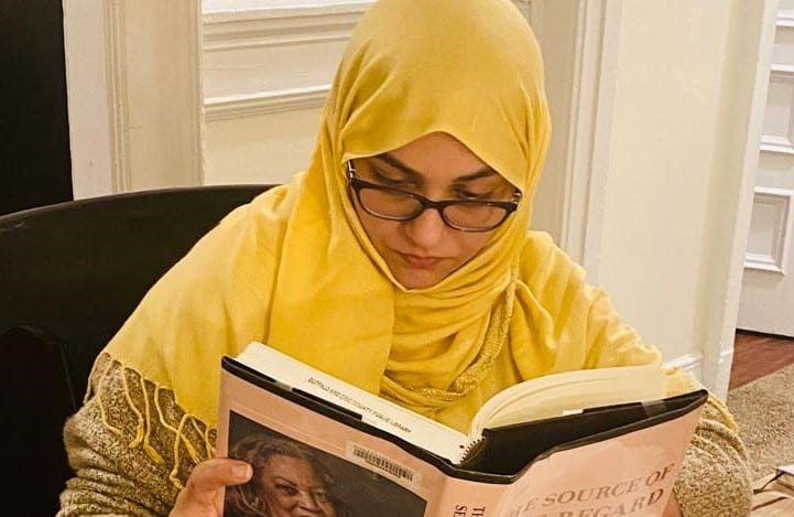 Muslim homeschooling parents should continue read-aloud time with their middle school child.