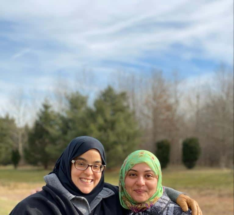 Eaman Elhadri and Iram Shaukat are available to support Muslim homeschooling mothers around the globe.