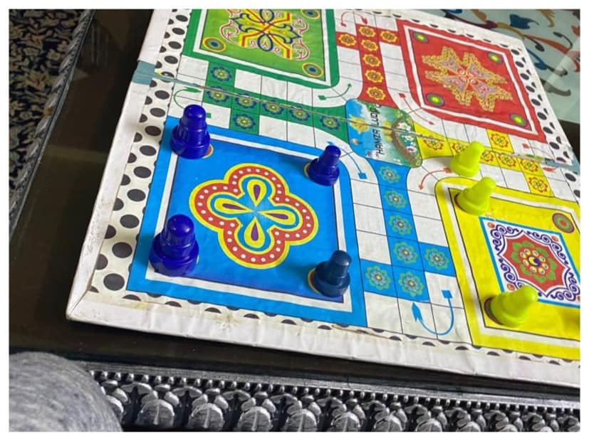 Muslim homeschool parents can play games with their teens at home.