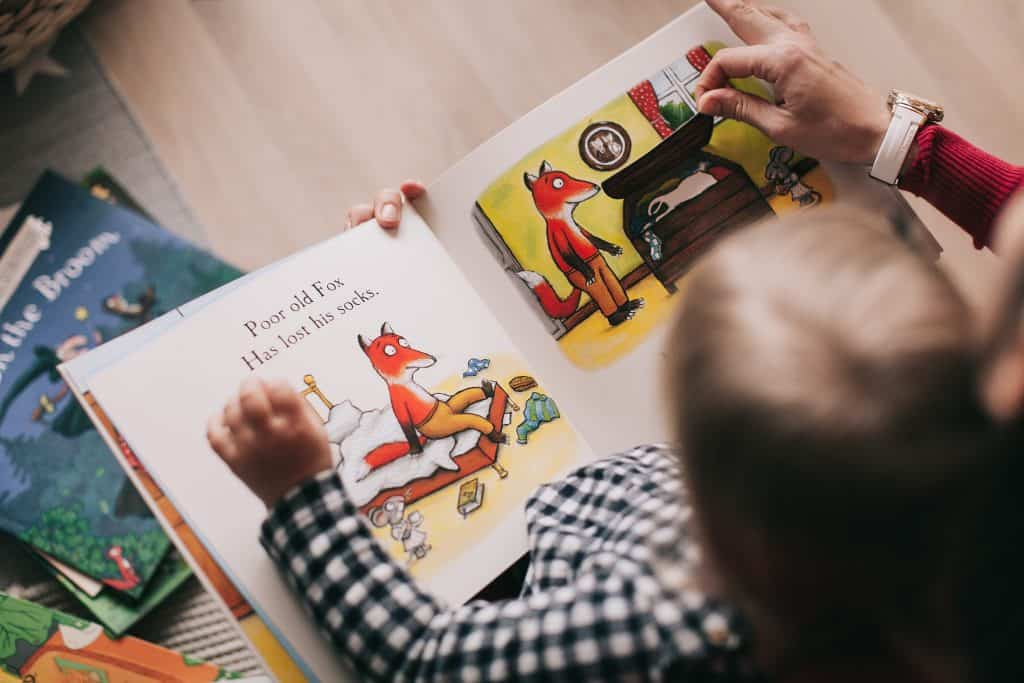 Muslim homeschool parents should read aloud to their child.