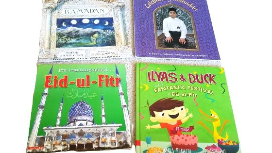 Ramadan books are great for Muslim kids to read, as well as Eid ul Fitr books.