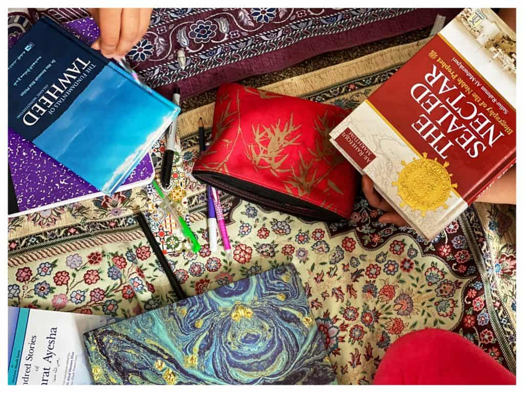 In Ramadan, Muslm homeschooling families should focus on Islamic Studies.