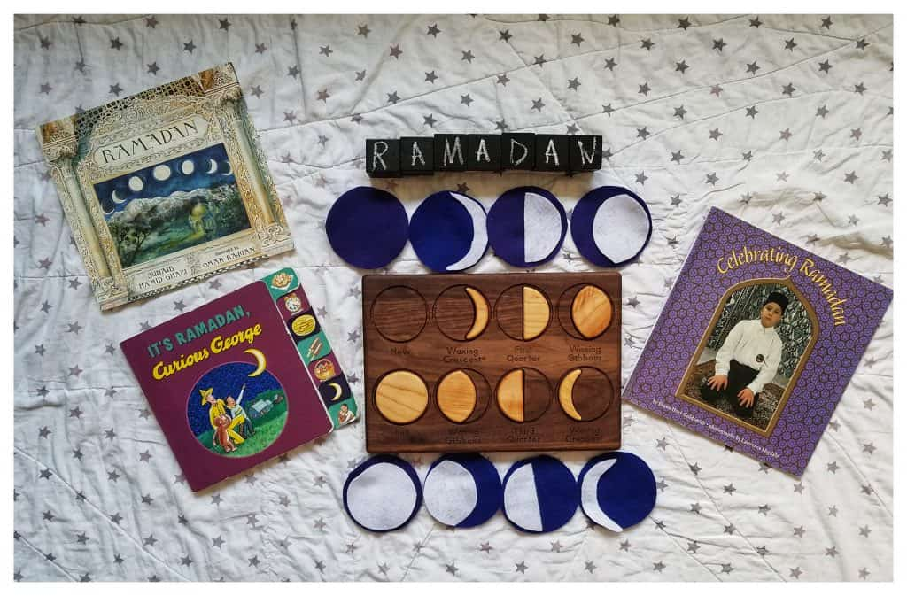 Ramadan activities, crafts, books, and resources for kids.