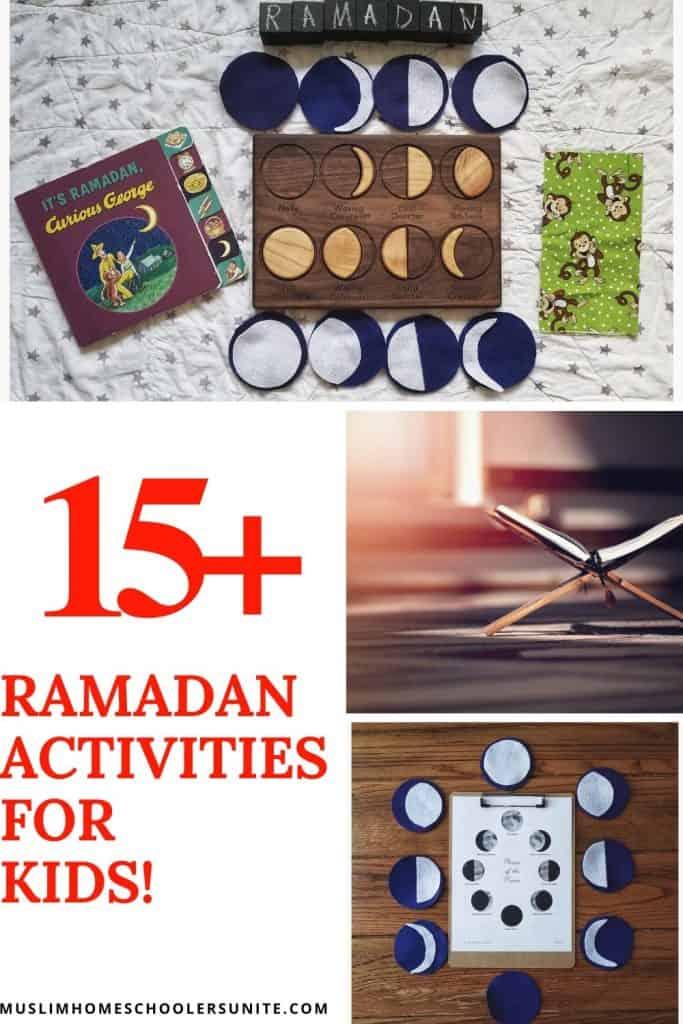 Get 15 Ramadan activities!