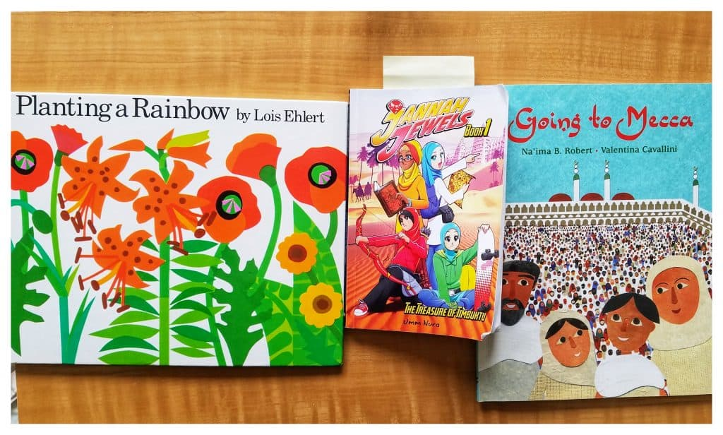 Muslim children's Islamic books read aloud