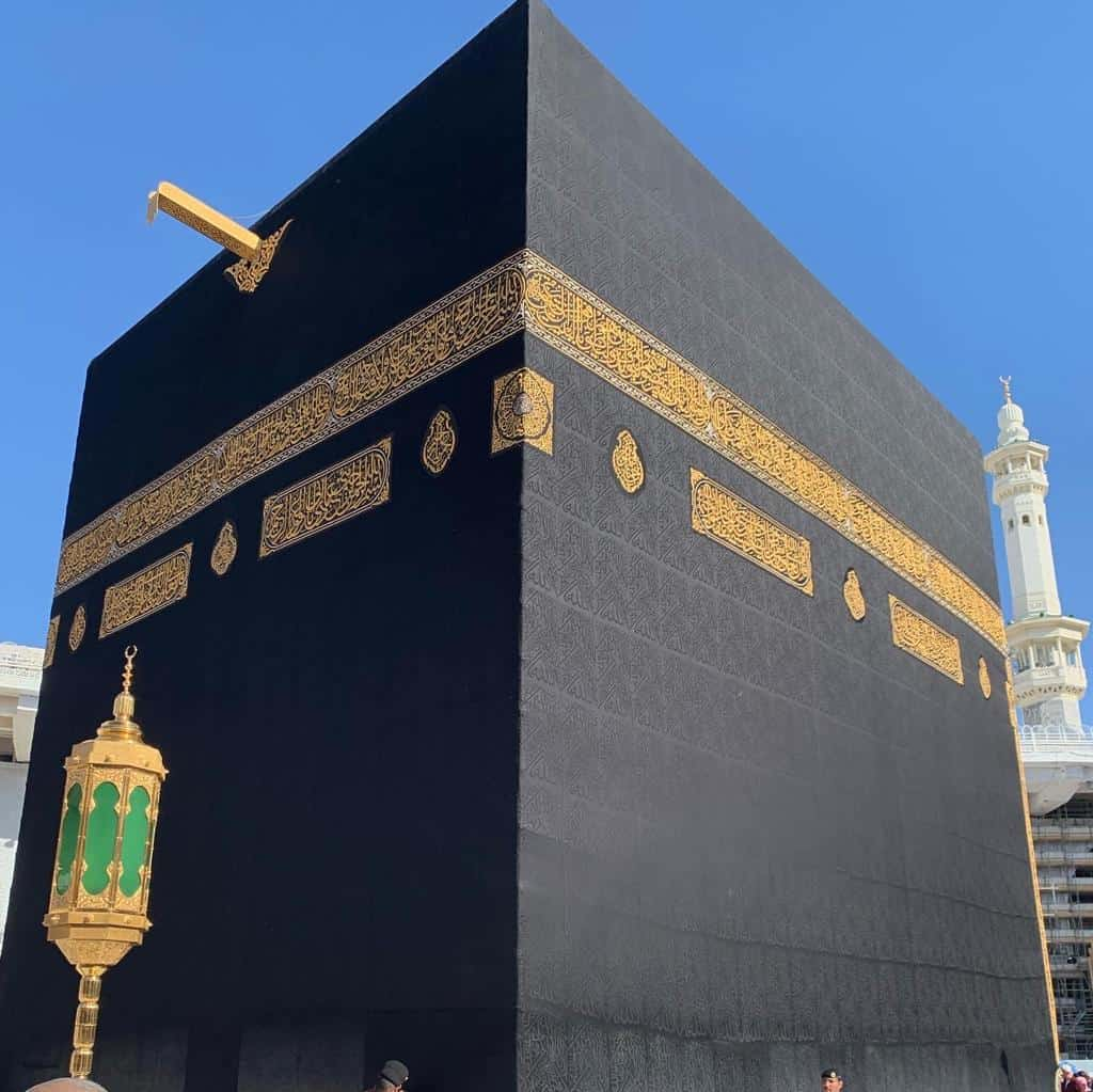 Teach big Muslim kids about Hajj and Dhul Hijjah with activities.