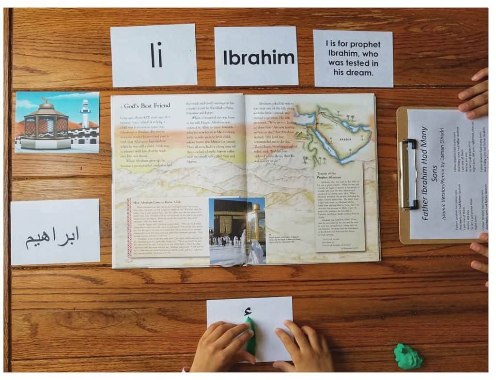 This Hajj Guide contains Hajj printables, activities, crafts, and fun for Muslim kids!