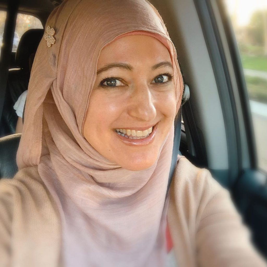 Hana from Pepper and Pine is a Muslim homeschooling mother.