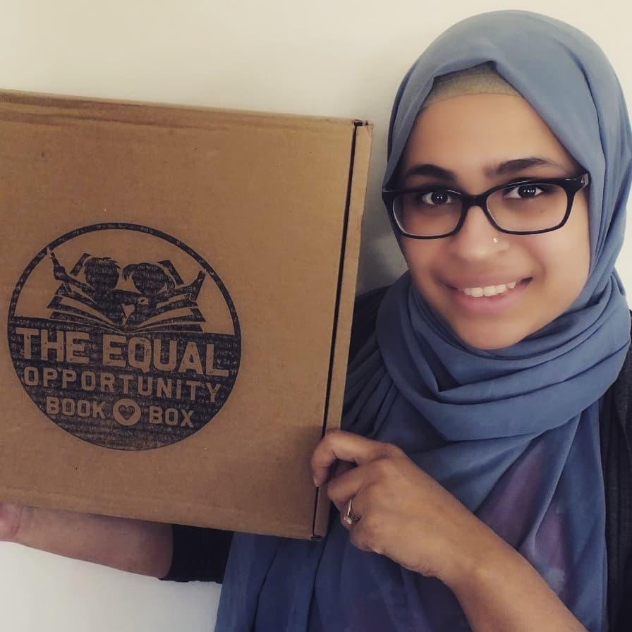Mahreen is a Muslim homeschooling mother.