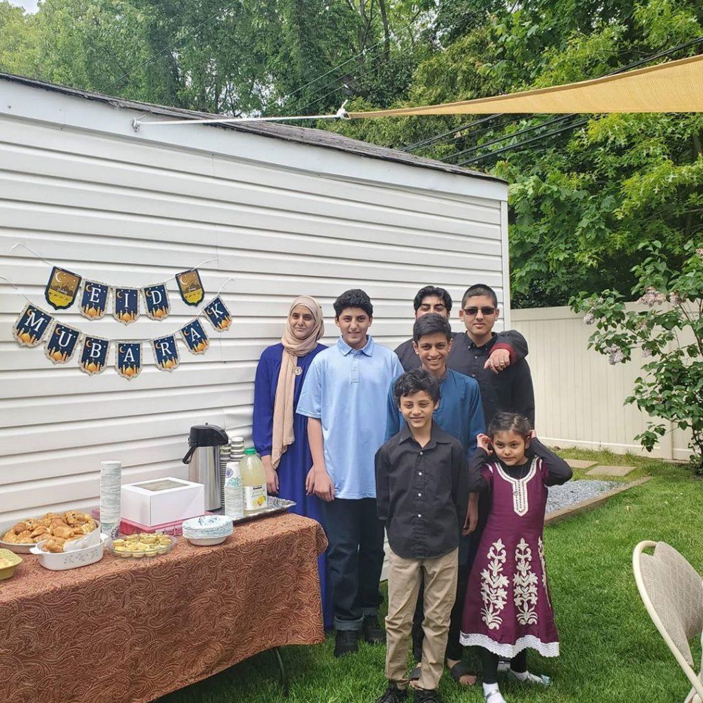 Umm Yusuf is a Muslim homeschooling mother.