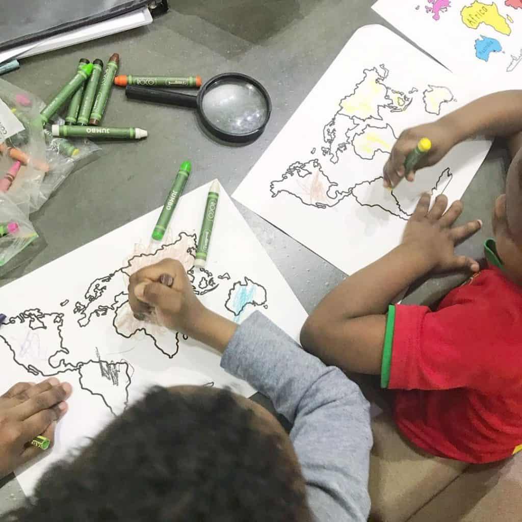 Muslim homeschooling mother Ilmy Kids.