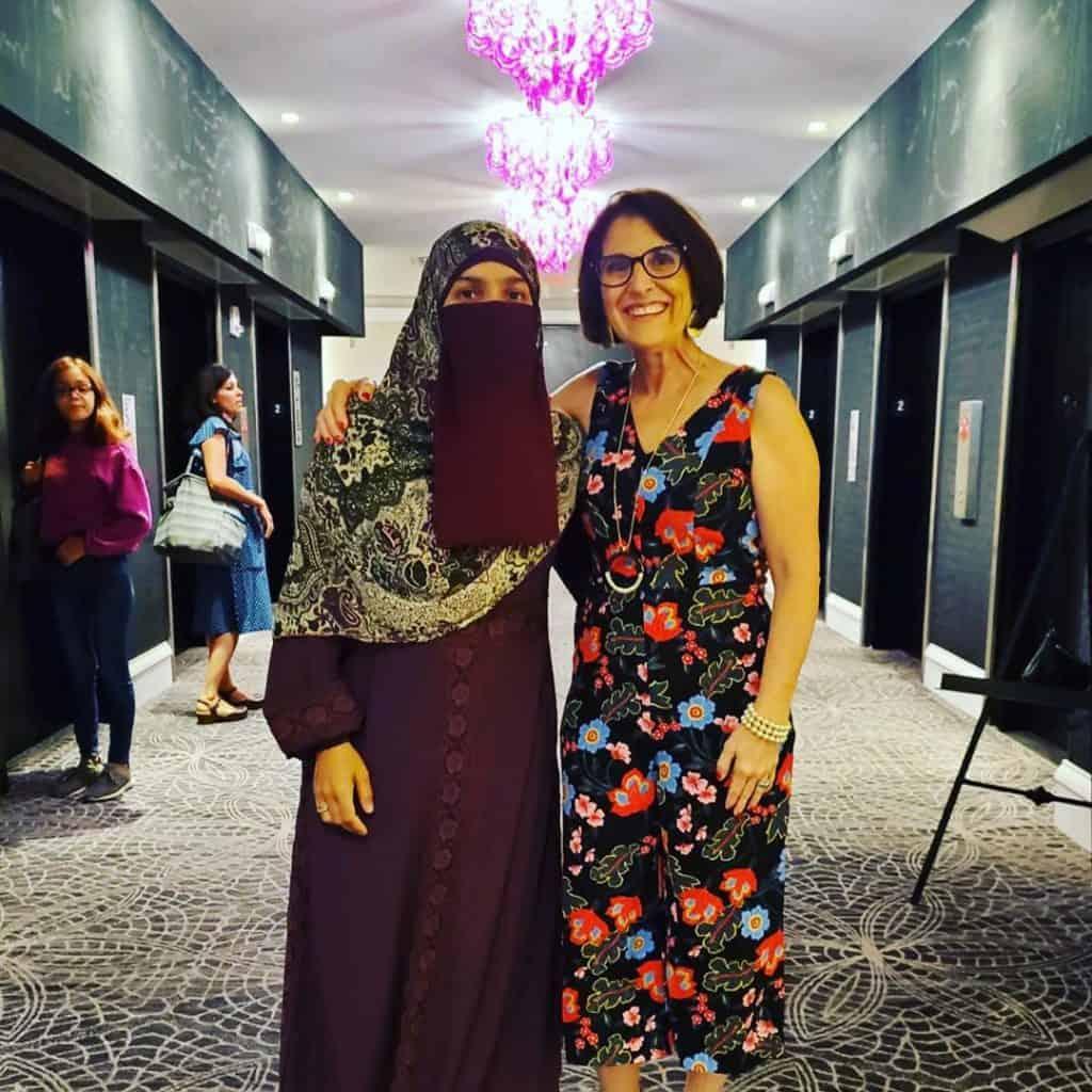 Muslim homeschooling mother Life of Faryal.