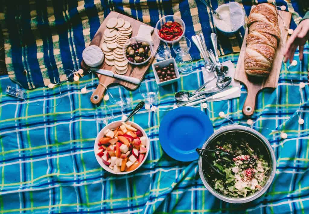 Muslim homeschoolers should go on a field trip on the first of school, such as have a picnic in the forest.