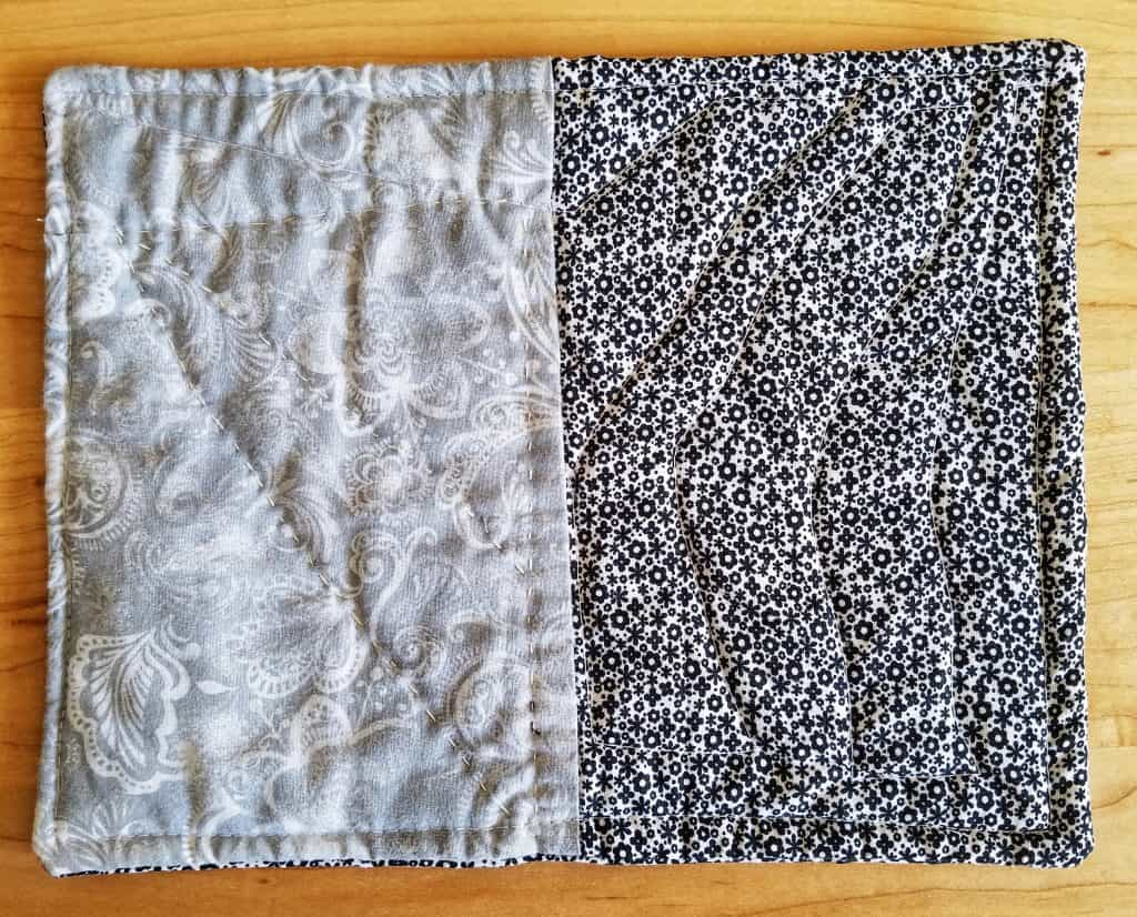 Children can learn about quilting as a handicraft idea for your Muslim homeschool.