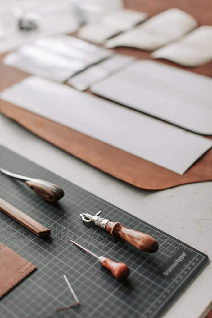 Book binding is an amazing handcraft for your Muslim homeschool.
