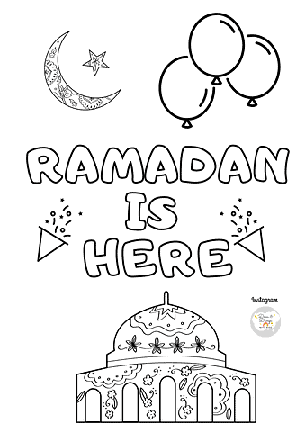 Deen Dunya has offered free Ramadan printables for Muslim kids that include a fifteen day activity page!