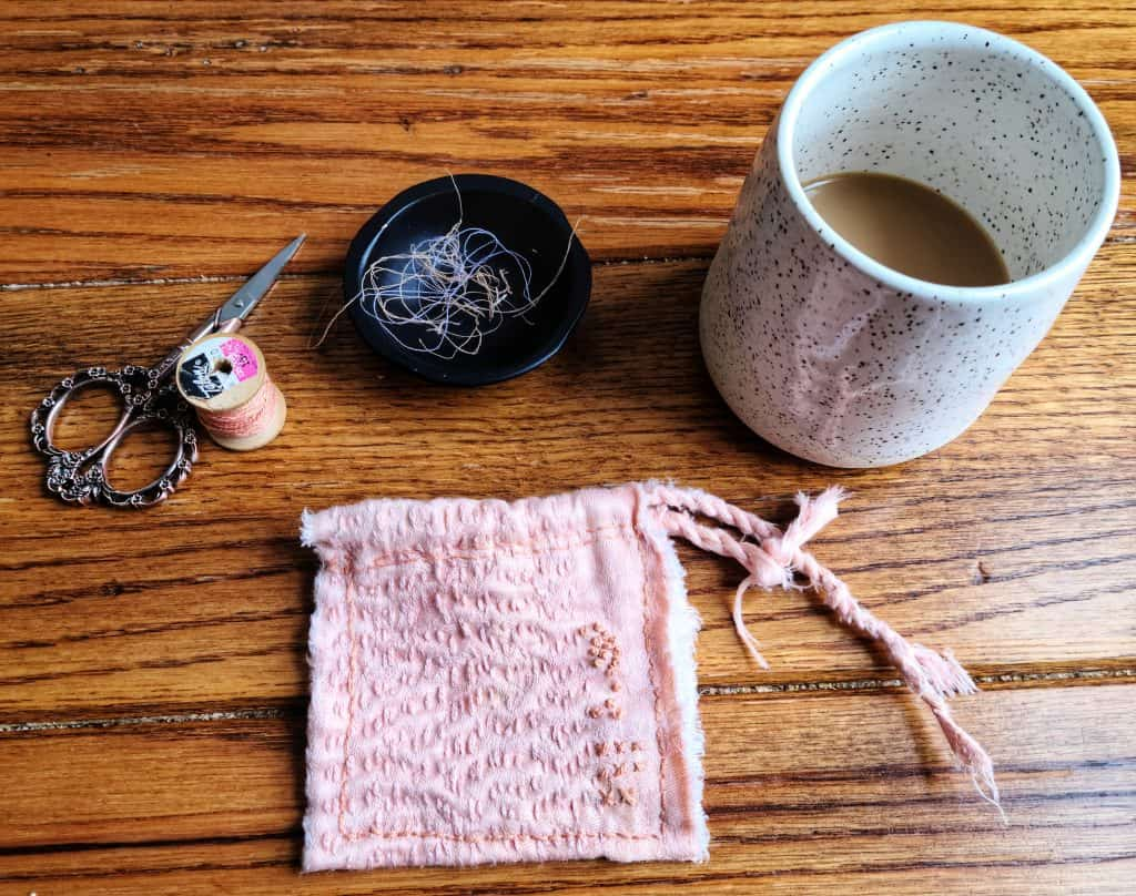Benefits, tips, and ideas to introducing handcrafts in your Muslim homeschool.