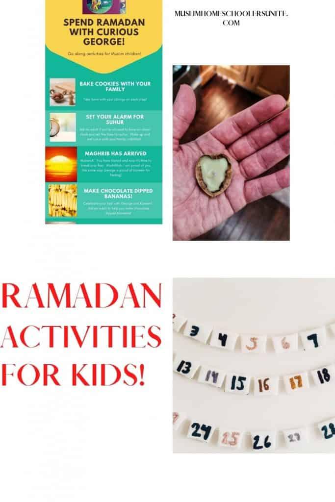 Eaman Elhadri shares her favorite Ramadan activities for kids! Plus, read up on great Ramadan moon phase activities as well!